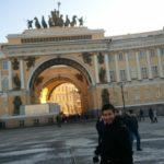 St. Petersburg Politeknik Üniversitesinde Rusça