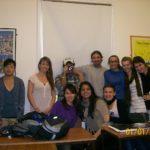 St. Giles Londra'da Dil Eğitimi